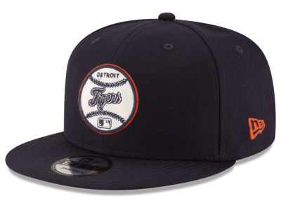 Detroit Tigers New Era MLB Vintage Circle 9FIFTY Snapback Cap