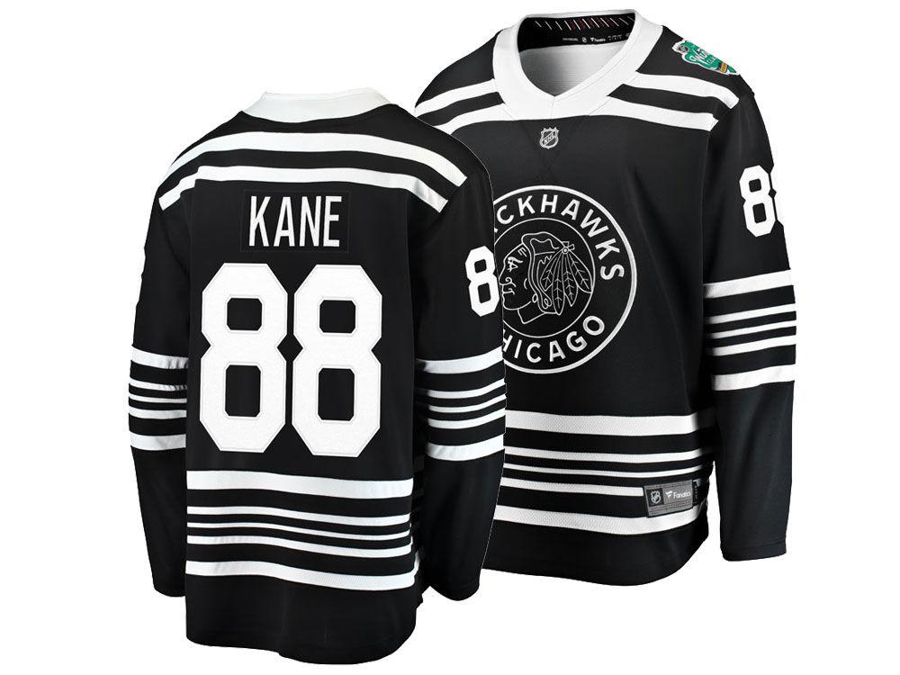 Chicago Blackhawks Patrick Kane NHL 2018 NHL Men s Winter Classic Breakaway  Player Jersey  fe8747c0da8