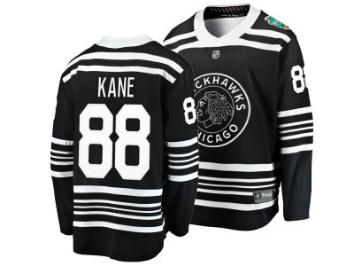 Chicago Blackhawks Patrick Kane NHL 2018 NHL Men's Winter Classic Breakaway Player Jersey