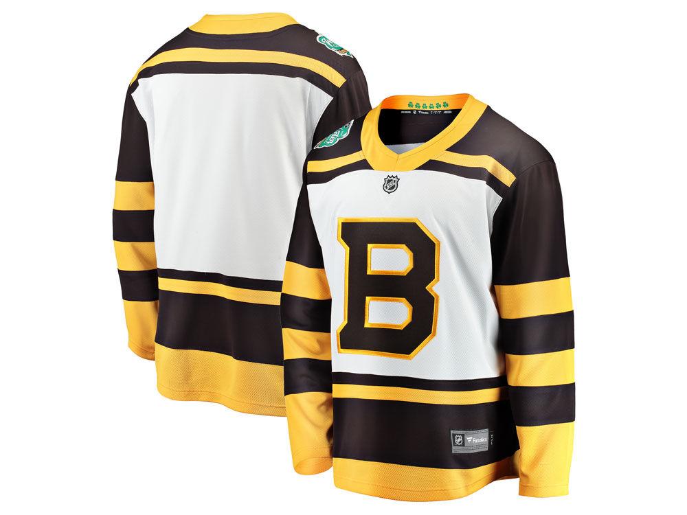 Boston Bruins NHL 2019 NHL Men s Winter Classic Breakaway Jersey. Top.  Boston ... 6891ac921