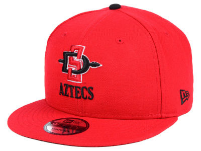 San Diego State Aztecs New Era NCAA Core 9FIFTY Snapback Cap