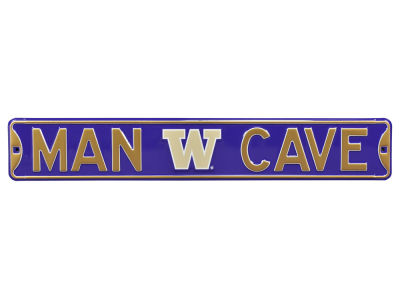 Washington Huskies Authentic Street Signs Authentic Street Sign - Man Cave V