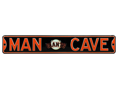 San Francisco Giants Authentic Street Signs Authentic Street Sign - Man Cave V