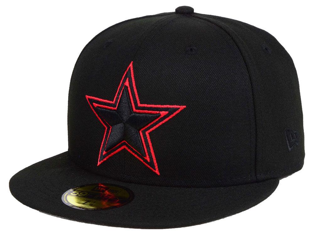 Dallas Cowboys New Era NFL Basic Fashion 59FIFTY Cap  bd9554ccfcb