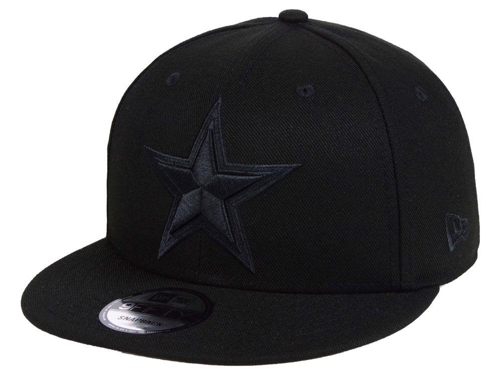 Dallas Cowboys New Era NFL Basic Fashion 9FIFTY Snapback Cap  c7935fb6d42