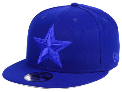 Dallas Cowboys New Era NFL Basic Fashion 9FIFTY Snapback Cap