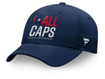 Washington Capitals NHL Hometown Champ Flex Cap