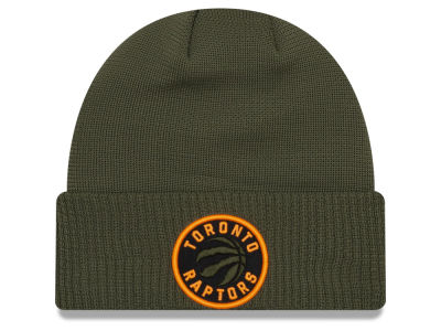 Toronto Raptors New Era NBA Tip Pop Cuffed Knit