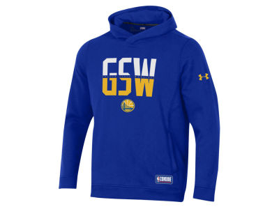 Golden State Warriors Under Armour NBA Men's Authentic City Hoodie