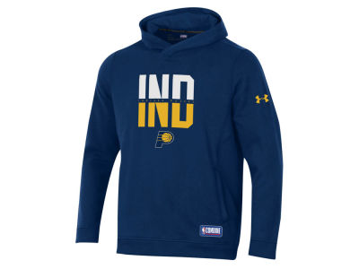Indiana Pacers Under Armour NBA Men's Authentic City Hoodie