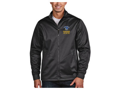 Golden State Warriors Antigua 2018 NBA Men's Finals Champ Golf Jacket