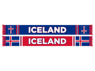 Iceland National Team Scarf