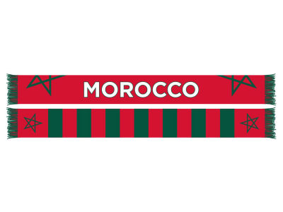 Morocco National Team Scarf