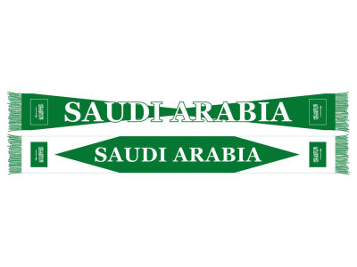 Saudi Arabia National Team Scarf