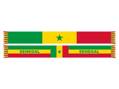 Senegal National Team Scarf