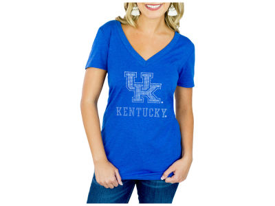 Kentucky Wildcats Gameday Couture NCAA Women's Bling T-Shirt