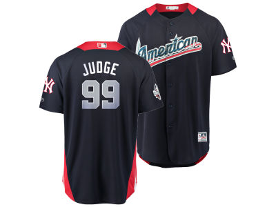 New York Yankees Aaron Judge 2018 MLB Men's All Star Game Home Run Derby Jersey