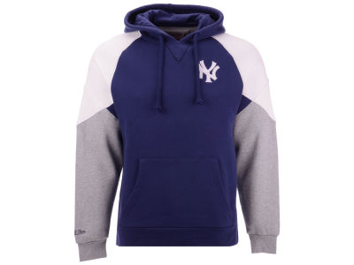 New York Yankees Mitchell & Ness MLB Men's Trading Block Hoodie