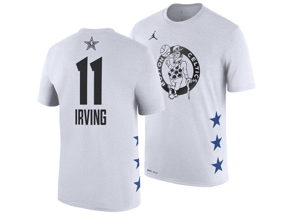06dd80cab Boston Celtics Kyrie Irving Jordan 2019 NBA Men s All-Star Player T-Shirt