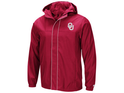 Oklahoma Sooners Colosseum NCAA Men's Giant Slalom Full Zip Jacket