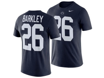 Penn State Nittany Lions Saquon Barkley Nike NCAA Men's Future Star Replica T-Shirt