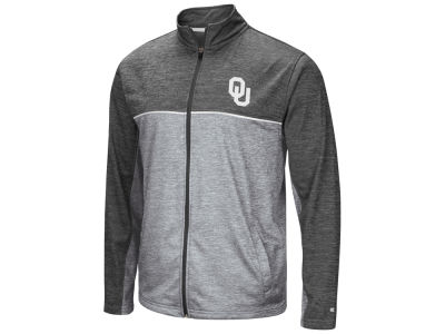 Oklahoma Sooners Colosseum NCAA Men's Reflective Full Zip Jacket