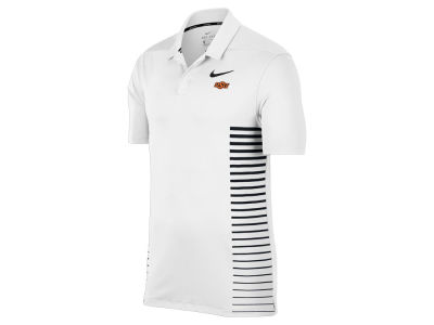 Oklahoma State Cowboys Nike Golf NCAA Men's Sidestripe Polo