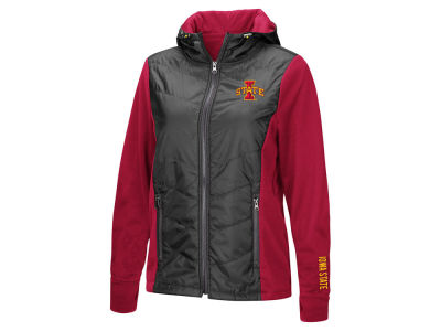 Iowa State Cyclones Colosseum NCAA Women's Mogul Full Zip Jacket