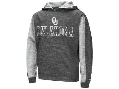 Oklahoma Sooners Colosseum NCAA Youth Reflective Hooded Sweatshirt