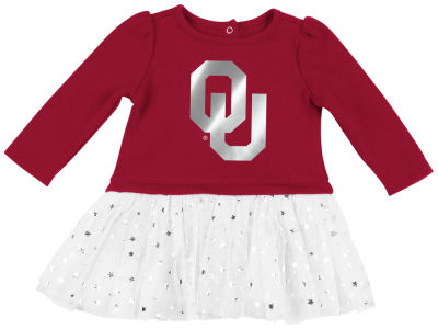 Oklahoma Sooners Colosseum NCAA Newborn Girls Tutu Dress