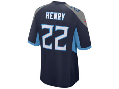 Tennessee Titans Derrick Henry Nike NFL Youth Game Jersey