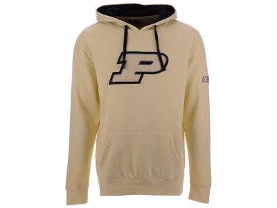 Purdue Boilermakers Colosseum NCAA Men's Big Logo Hoodie