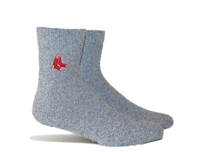 Boston Red Sox Parkway MLB Parkway Team Fuzzy Socks