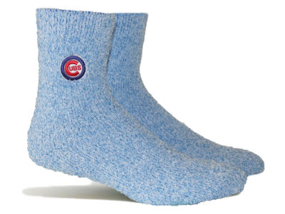 Chicago Cubs Parkway MLB Parkway Team Fuzzy Socks