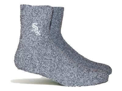 Chicago White Sox Parkway MLB Parkway Team Fuzzy Socks