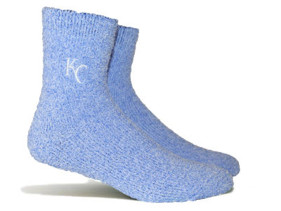 Kansas City Royals Parkway MLB Parkway Team Fuzzy Socks