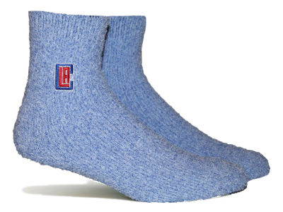 Los Angeles Clippers Parkway NBA Women's Team Fuzzy Socks