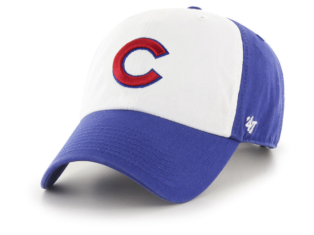 f8ae975f42408 ... adjustable hat 68523 bada9 uk chicago cubs 47 mlb freshman clean up cap  1083b 95c8a ...