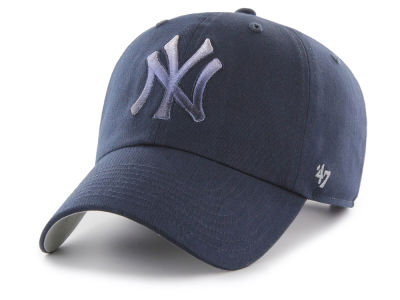 New York Yankees '47 MLB Falton CLEAN UP Cap
