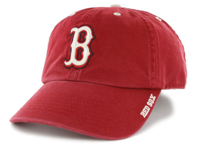 Boston Red Sox '47 MLB Ice CLEAN UP Cap