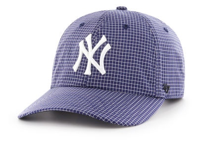 New York Yankees '47 MLB Gridstop CLEAN UP Cap