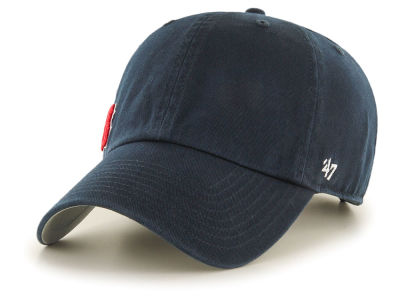 Boston Red Sox '47 MLB Suspense CLEAN UP Cap