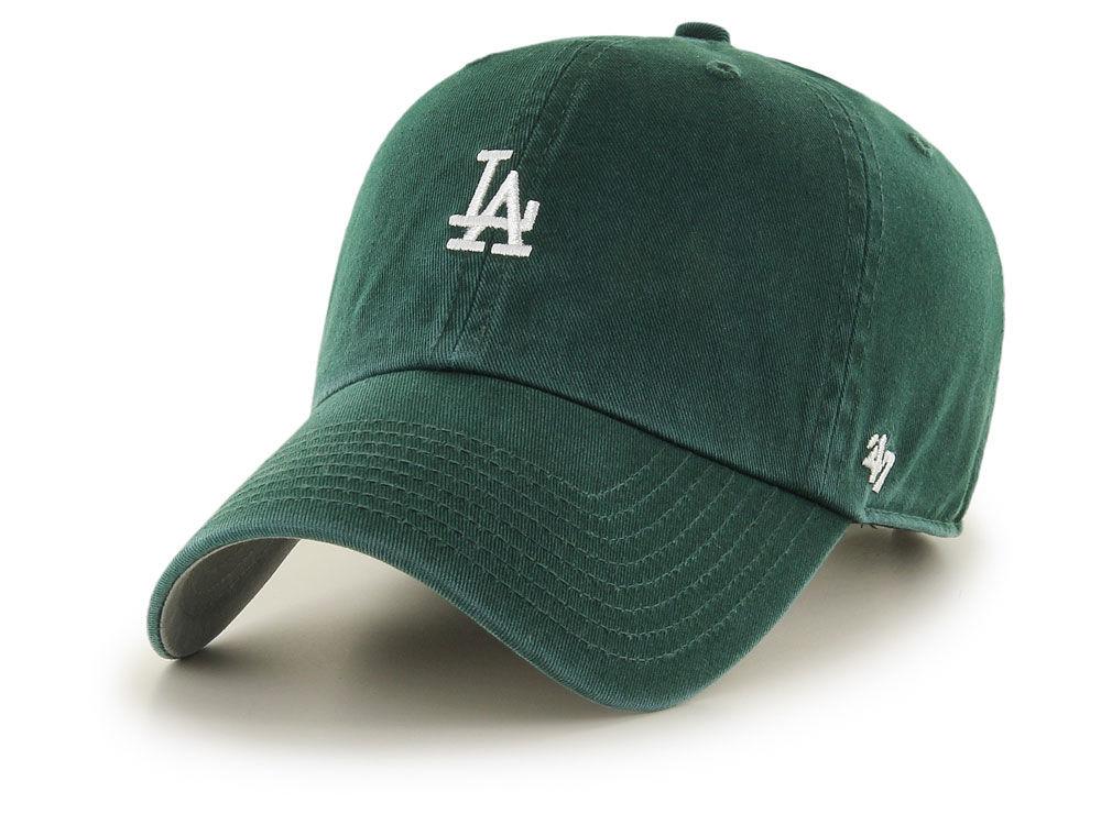 914bb40af26 Los Angeles Dodgers  47 Mlb Base Runner Clean Up Cap by Lids