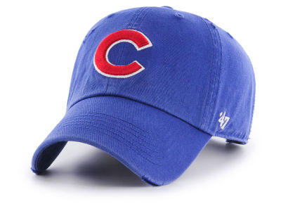 Chicago Cubs '47 MLB Ridge CLEAN UP Cap
