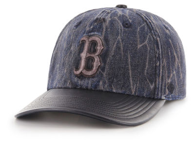 Boston Red Sox '47 MLB Metro CLEAN UP Cap