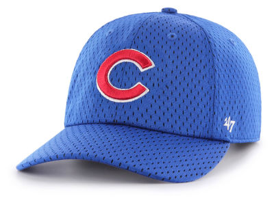 Chicago Cubs '47 MLB Three Point Mesh CLEAN UP Cap