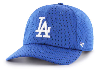 Los Angeles Dodgers '47 MLB Three Point Mesh CLEAN UP Cap