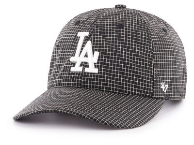 Los Angeles Dodgers '47 MLB Gridstop CLEAN UP Cap