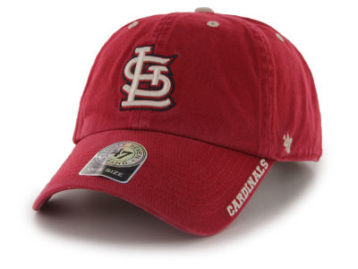 St. Louis Cardinals '47 MLB Ice CLEAN UP Cap