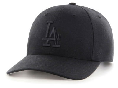 Los Angeles Dodgers '47 MLB No Shot CLEAN UP Cap V